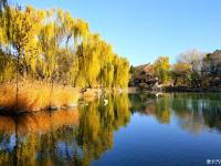 墨阳湖,享受谧静时光