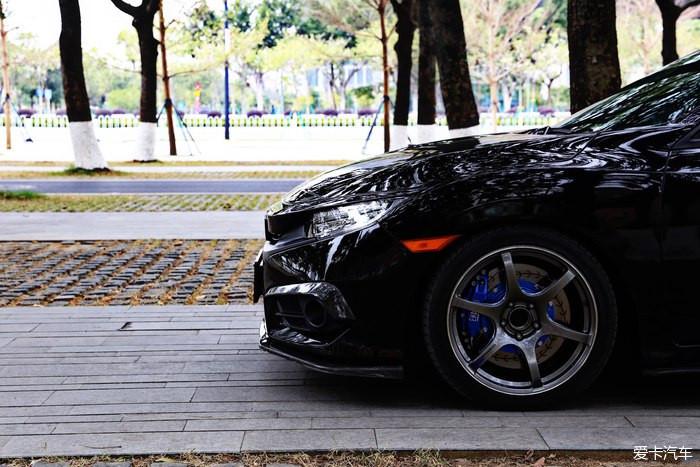 我爱我车汽车美容_炫丽的黑思域,超美的颜值控 --- 我为爱车拍写真_新思域论坛 ...