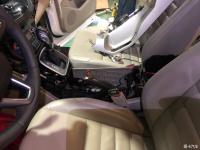 全国首例,13款翼虎成功改装17款扶手箱电子手刹