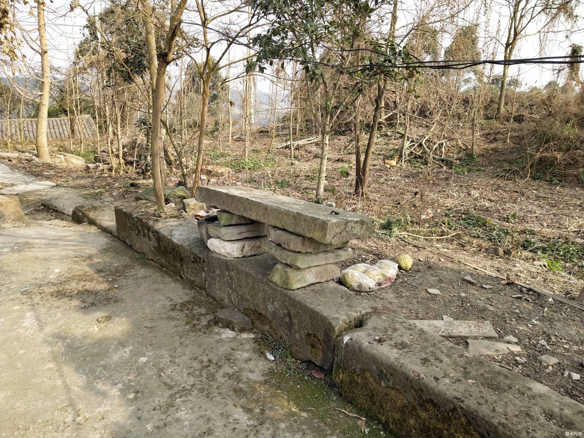 农村院坝设计图片