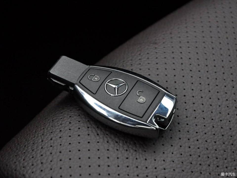 奔驰GLC级配车钥匙要多少钱 哪里可以配 奔驰GLC论坛论坛 爱卡