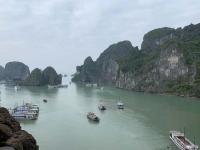 下龙湾海上桂林。