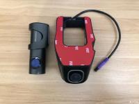 安装联咏96663主控+索尼IMX291隐藏式行车记录仪无光夜视效果对比