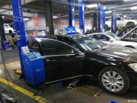 【花胡椒养车】奔驰S级空调清洗 深度可视化提升制冷效果清除异味