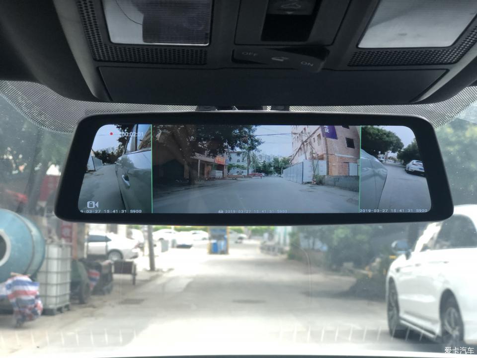远程监控没有画面_安装流媒体行车记录仪倒车影像,前后左右四镜头1080P带远程监控 ...