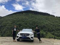 带着兄弟,自驾奔驰GLC游西藏,穿越8000公里,偶遇翻车