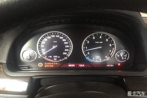 宝马730变速箱故障涡轮速度传感器信号小故障维修案例_福瑞迪论坛