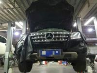 【花胡椒养车】ML350转向助力泵漏油损坏 换了一个新的