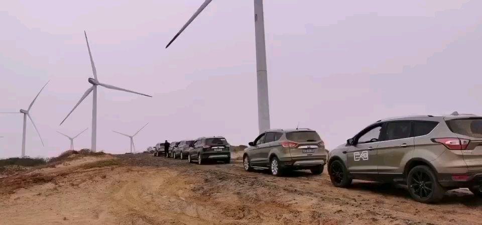 爱卡南昌翼虎 穿越鄱阳湖沙漠🏜️之旅