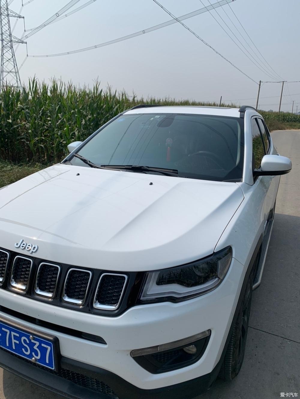 jeep自由侠价格论坛_黑色轮毂陪白色小指_指南者论坛_ XCAR 爱卡汽车俱乐部