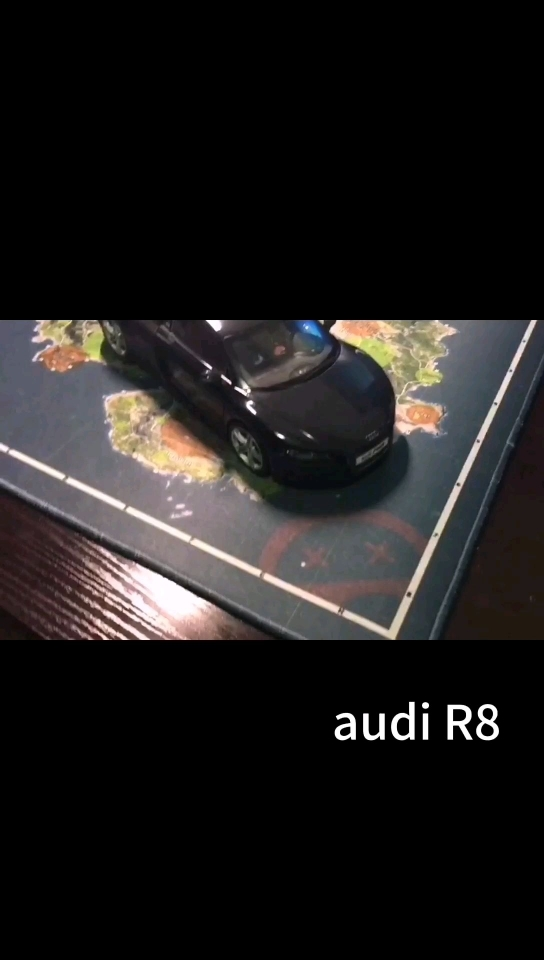 德国房车大师赛DTM SAFETY CAR R8