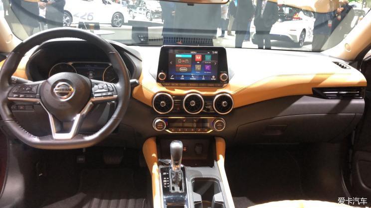 2019洛杉矶车展 全新日产Sentra首发 XCAR 爱卡汽车俱