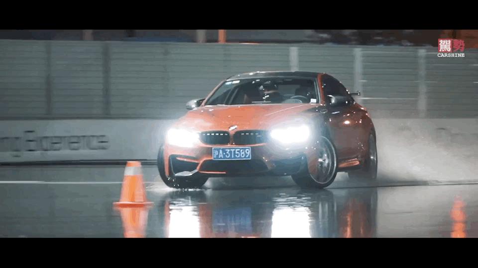 【駕勢出品】BMW M4就该逮虾户,这是只有宝马车主才懂的姿势