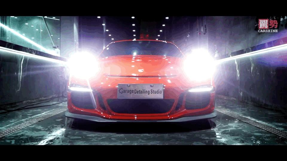 [駕勢出品]- 陽光.海灘.自吸烈焰蛙德意志自然吸氣之魂 - 911 GT3
