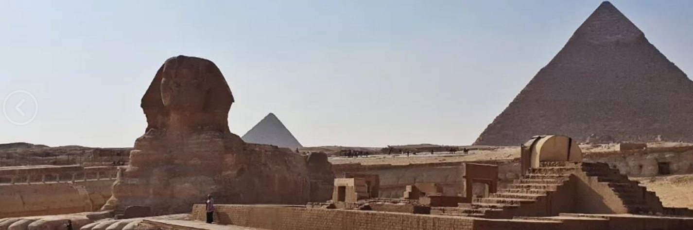 【自驾环球】现实中的金字塔,可能和你想象的不太一样。