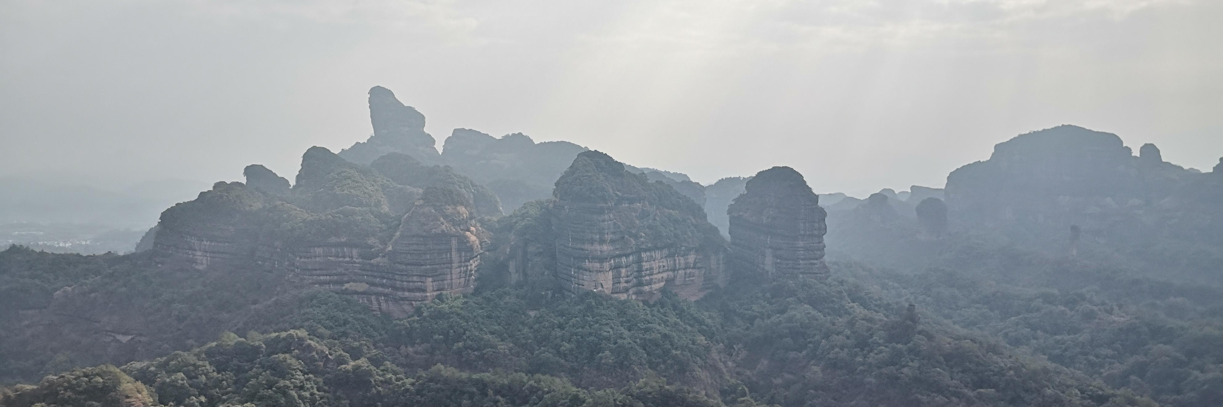 丹霞山地质公园流水账2