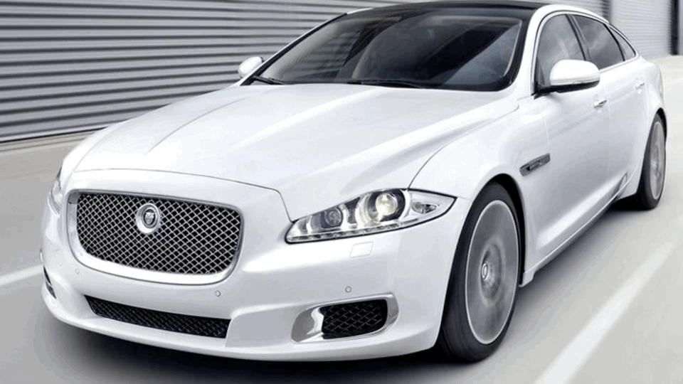 每日一车:捷豹XJL3.0
