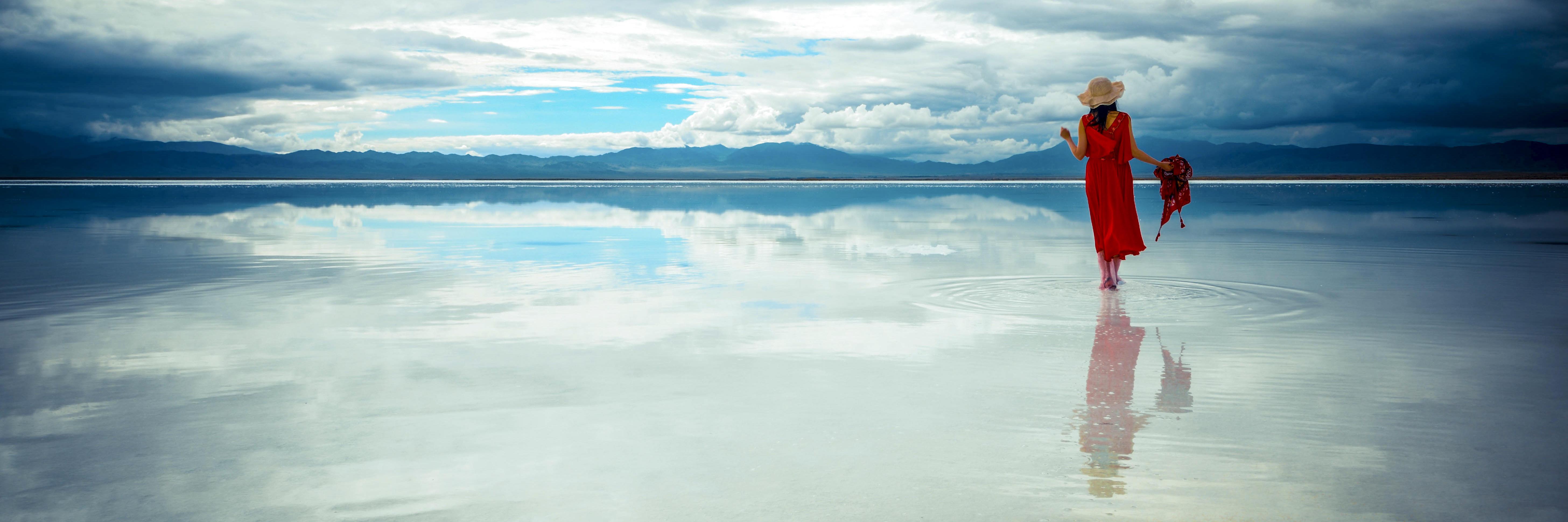 【青海】——隐于内陆的天空之境,现于国家版图的内陆湖泊
