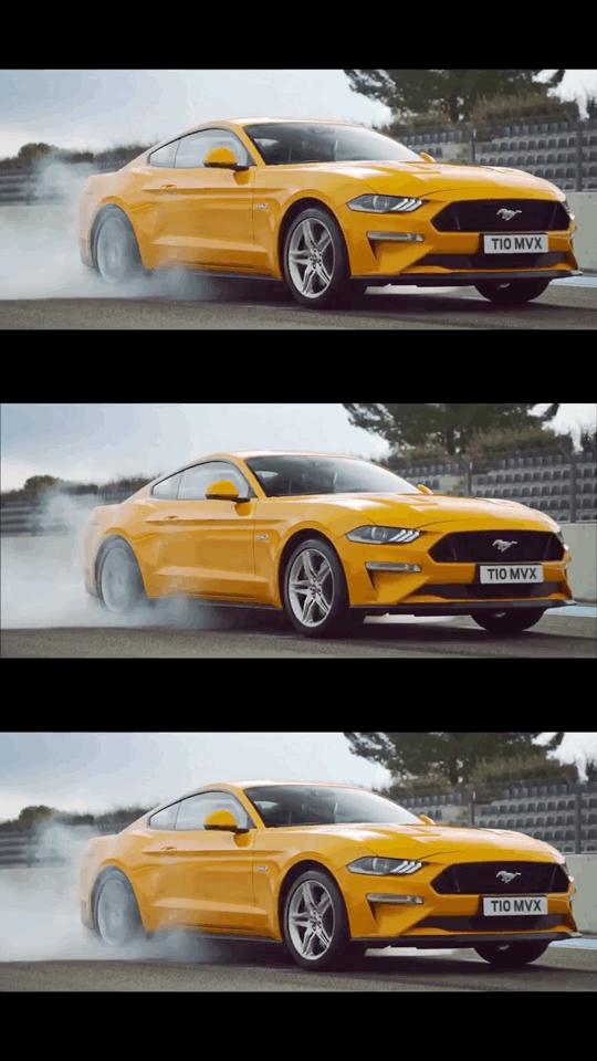 买不起保时捷,但是我们可以努力一下贫民跑车Mustang