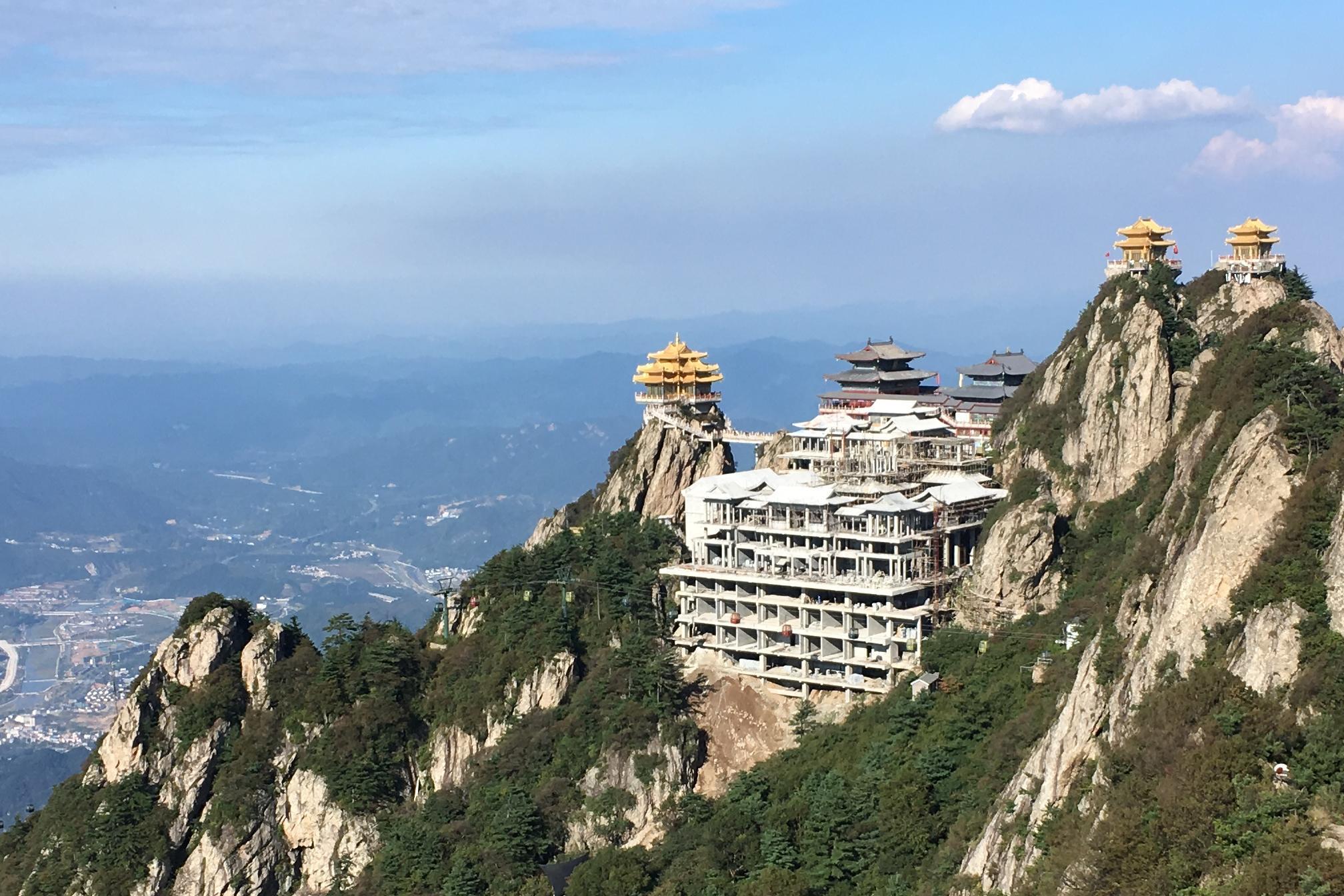 峰林胜境-老君山