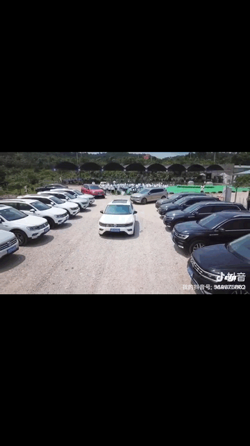 深圳途观L车友会小视频