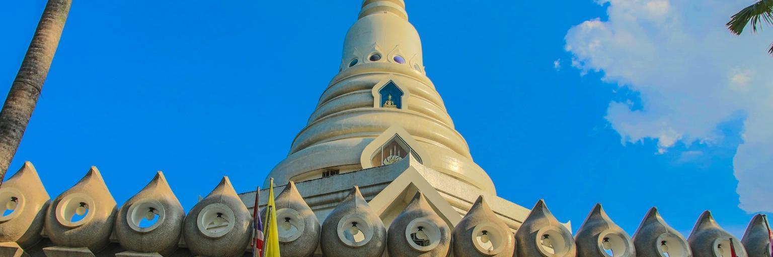 再次入泰,曼谷之行,享受不一样的时光。