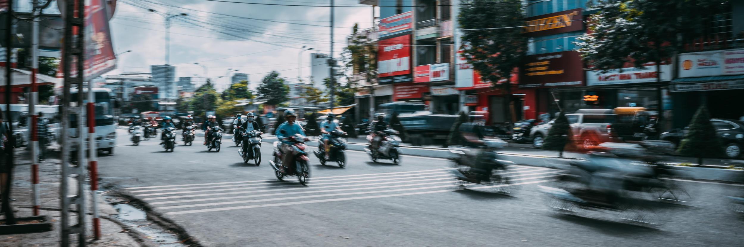 越南芽庄的程式化三日游