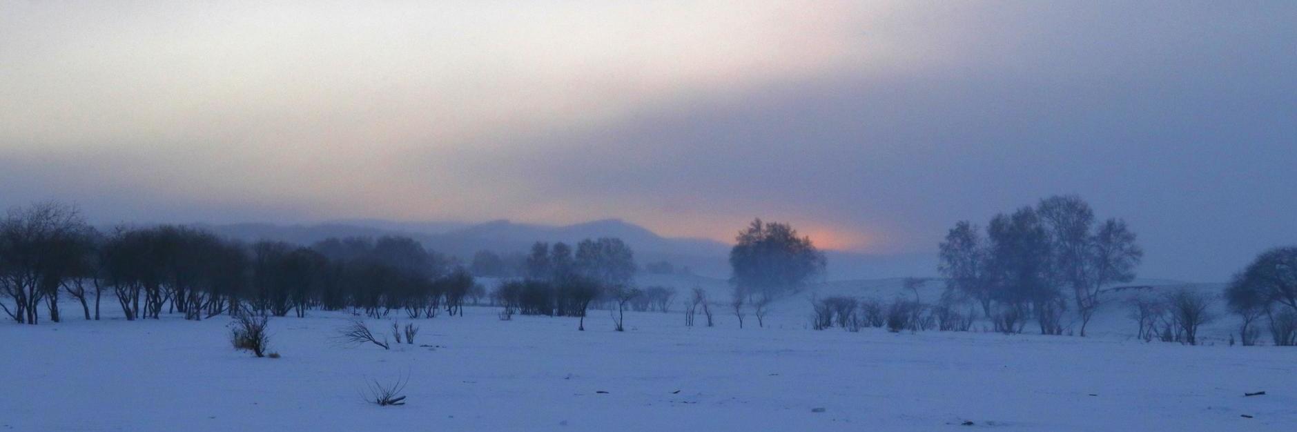 一起來冬季壩上草原,領略冬季的草原風光,跟我們一起跨年吧!