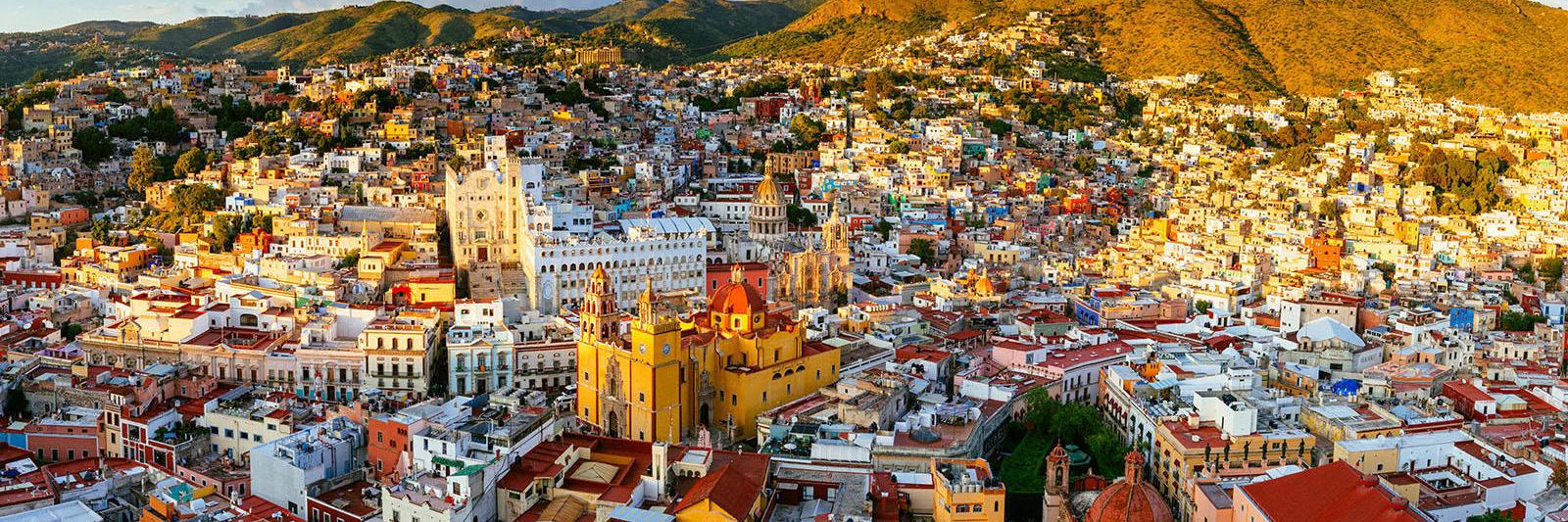 从北美的墨西哥到中美的古巴,感受加勒比人文风情和自燃之美!