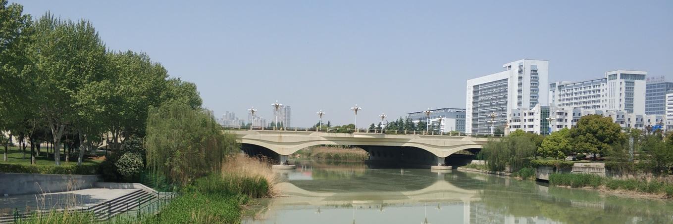 运河古里,千年古镇,淮安行。