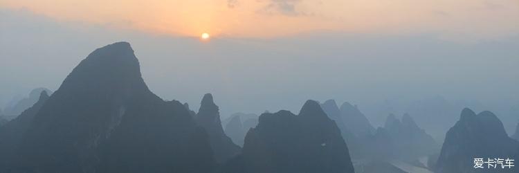 【春分】朝阳下的相公山