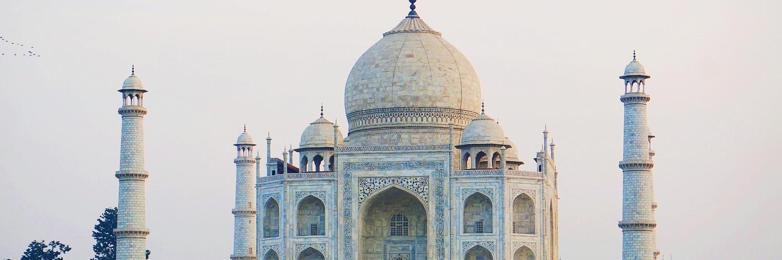一个让你既熟悉又陌生的开挂的民族——走进印度,走进泰姬陵!