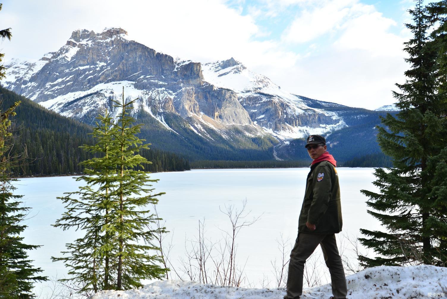 加拿大落基山脉上的一颗明珠班芙国家公园