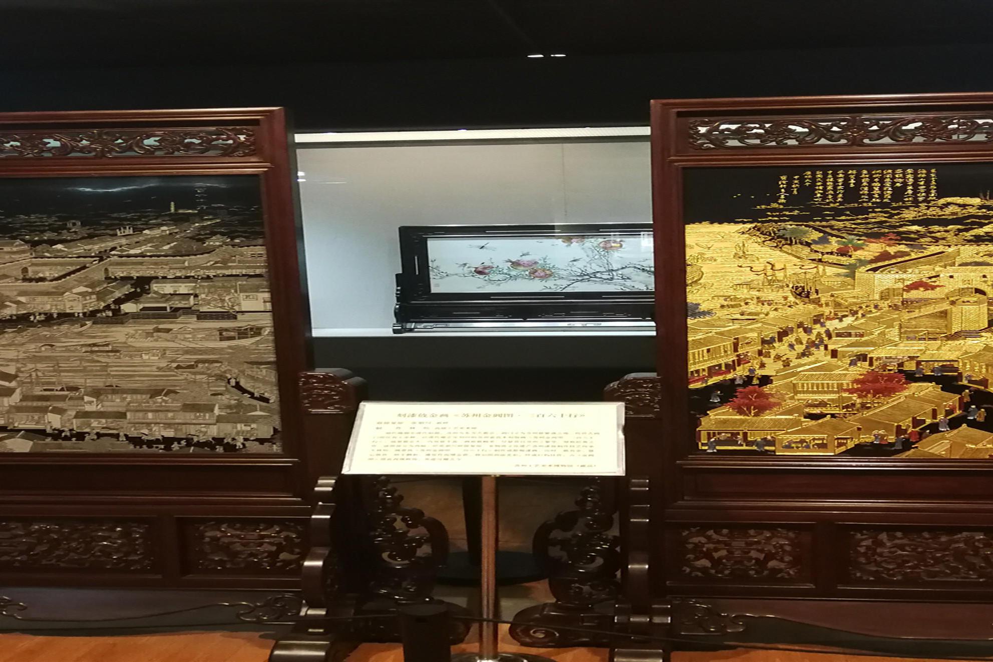 【长夏】访工美博物馆(6)百花齐放和百家争鸣,是你我所期待的