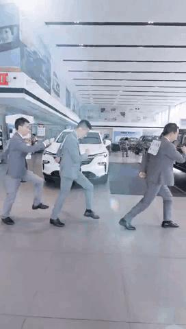 #广汇销售花式卖车#4s店那些事儿