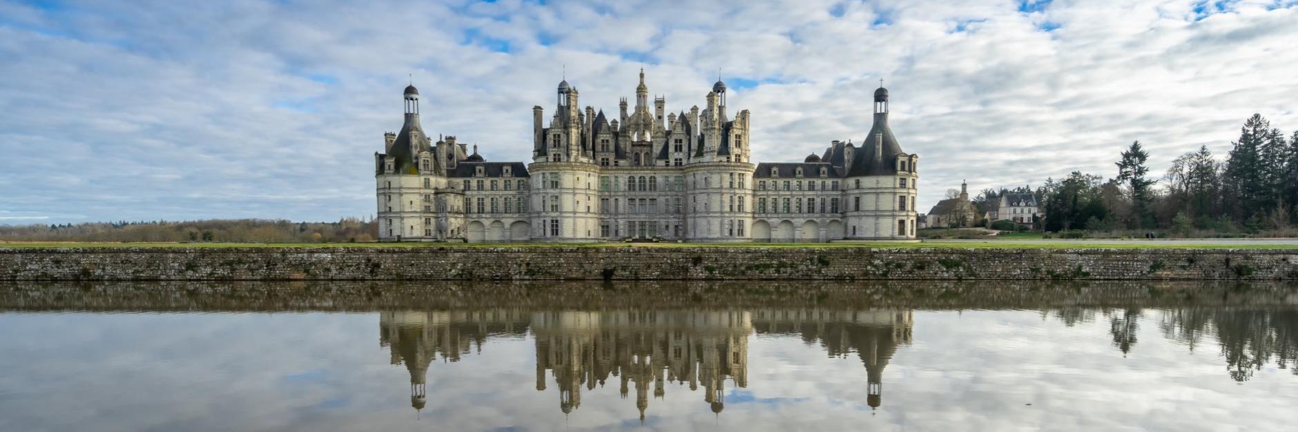 愛上法國童話般的城堡,以文藝復興的角度解讀王室家族的歷史傳承