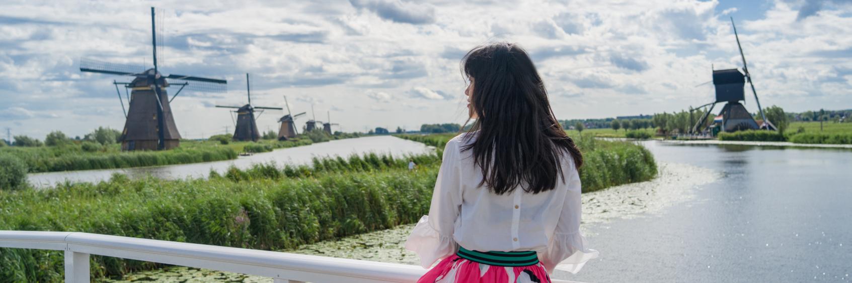 去荷蘭吧!看風車趕大海,逛城堡,在阿姆斯特丹感受節日氛圍