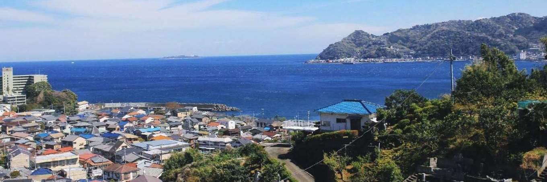 【日本游记】在伊豆,感受太平洋的风和充满艺术气息的小镇。