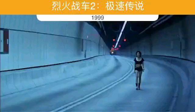 20年前的经典,演义暴力香港地下飙车,改装启蒙电影!两大美女加盟!
