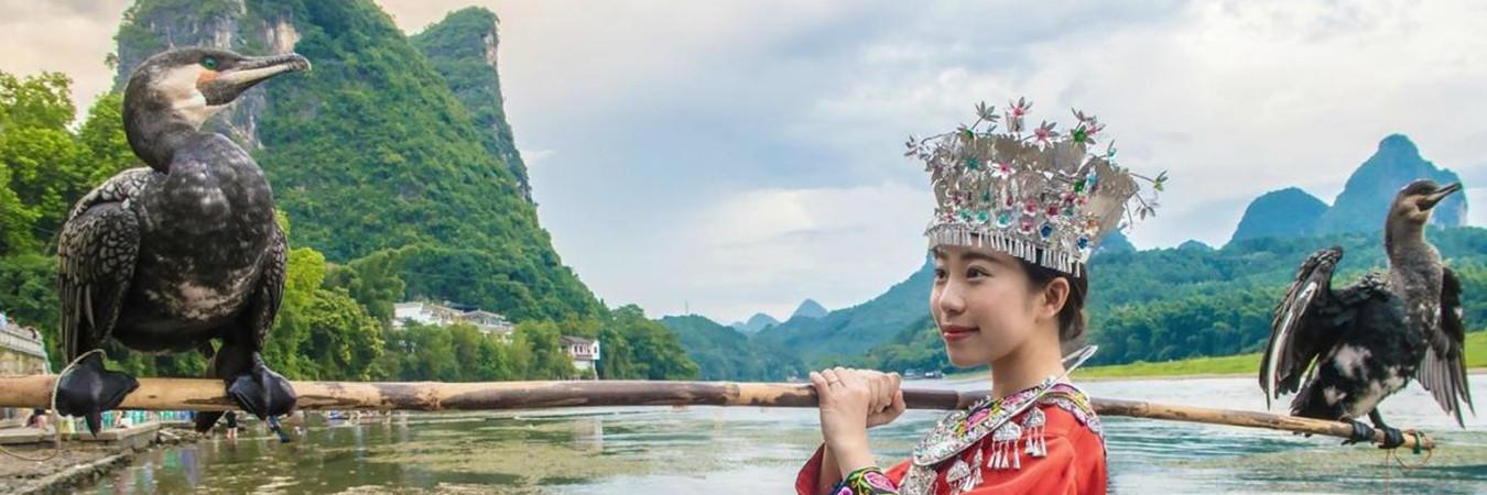 桂林山水美如畫,處處讓人流連忘返!