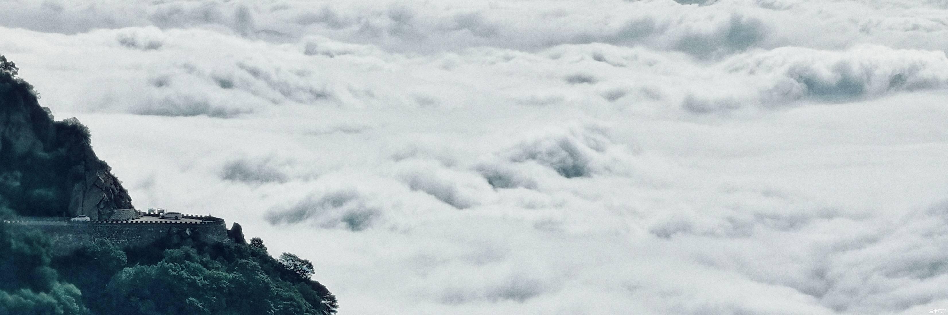 【不出北京】看巨牛逼的云海