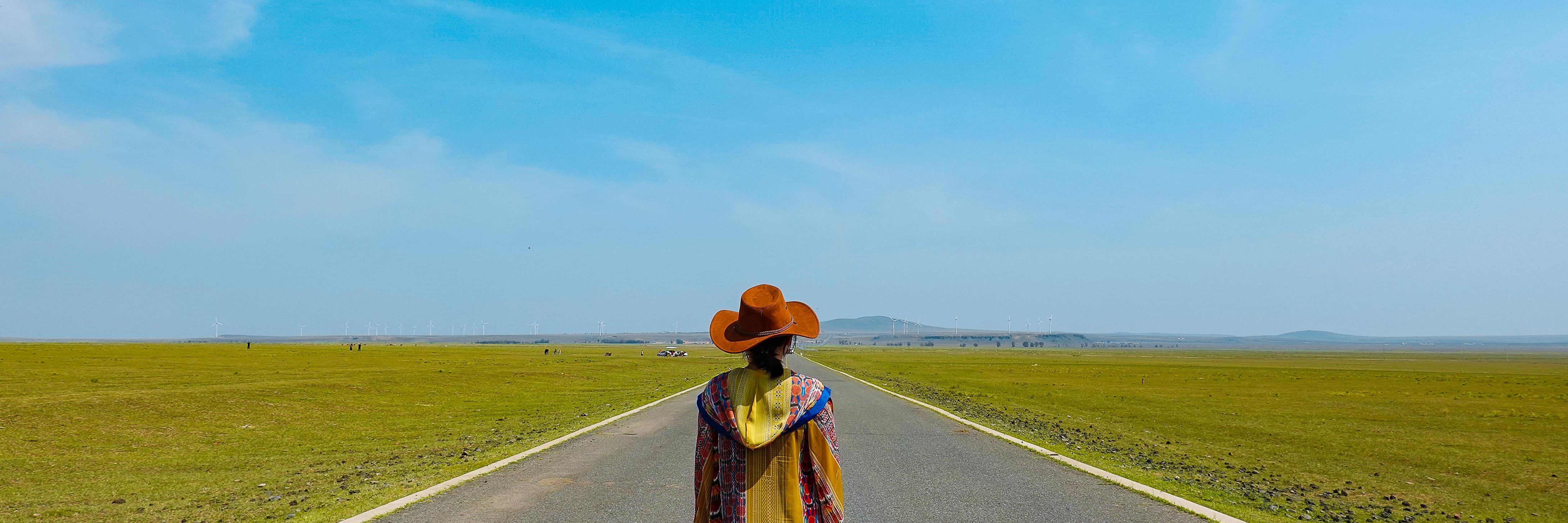 行路内蒙:爱上一匹野马,然后驰骋一片草原