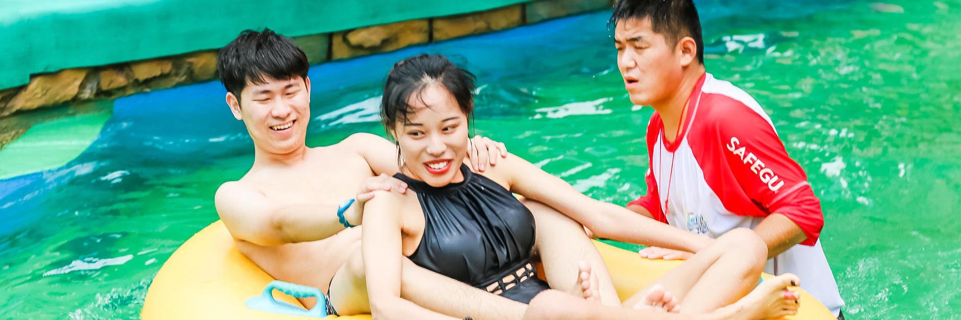 躲開梅雨季,這里一樣歡樂,來杭州就要浪浪浪?。?!