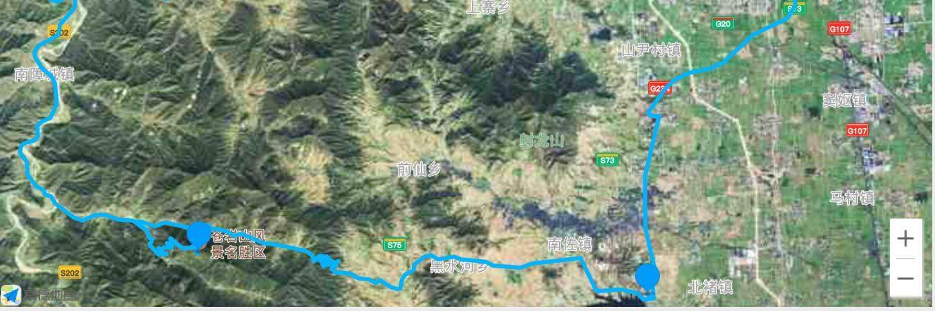 【鹿卡帶你去旅行】蒼巖山·掛壁公路·鐵過門大拐彎
