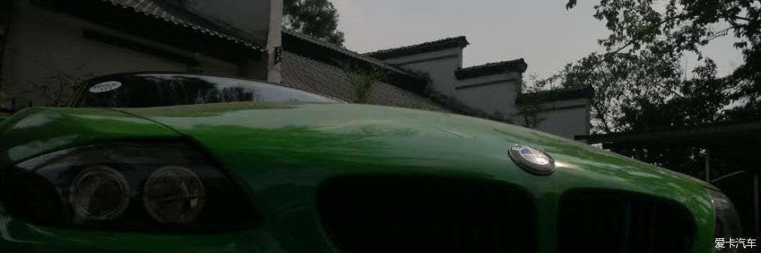 廣州車迷自發的汽車派對_當代經典車展