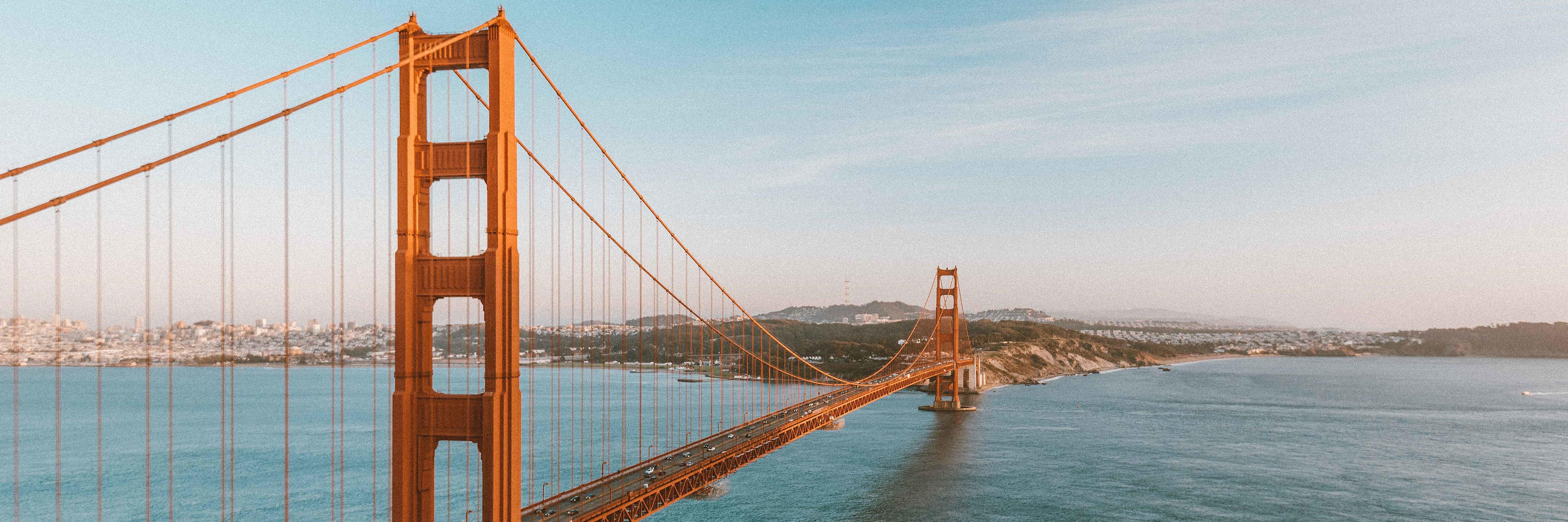 旧金山,现实版盗梦空间,虽匆匆掠过却已深爱