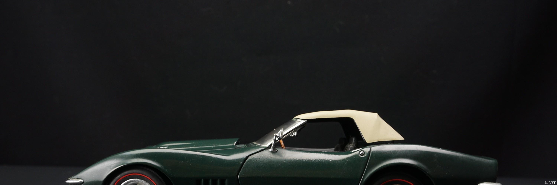 1968~82第三代雪佛蘭科爾維特史丁雷跑車