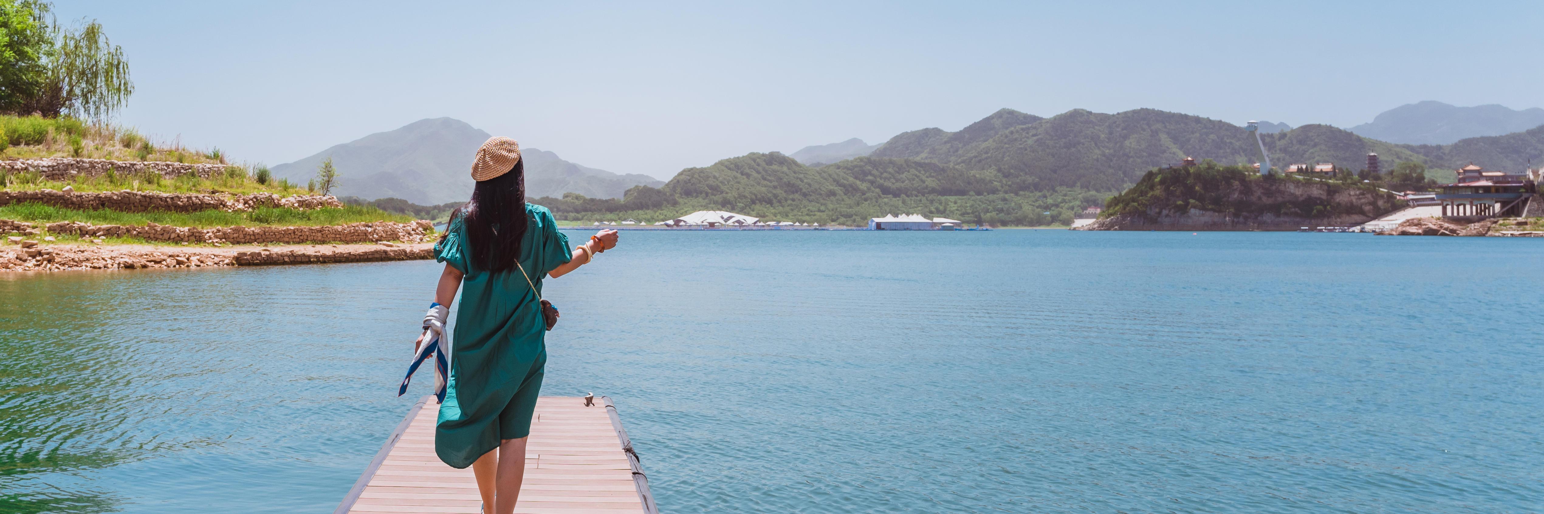 假装在瑞士|北京金海湖度假好去处