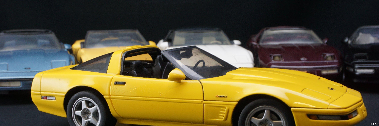 1984~96第四代雪佛蘭科爾維特跑車