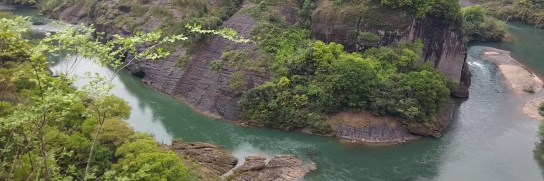 武夷春色,回味在大自然里的茶香古色。